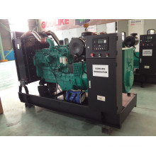 50Hz 160kw/200kVA Open Type Diesel Generators Cummins (6CTAA8.3-G2) (GDC200)